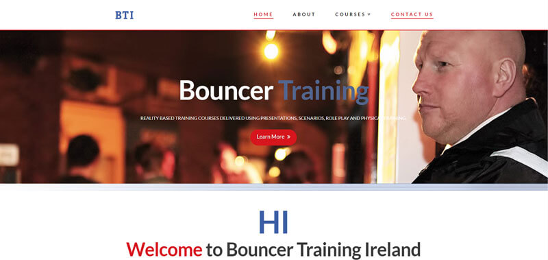 Bouncer Training Ireland