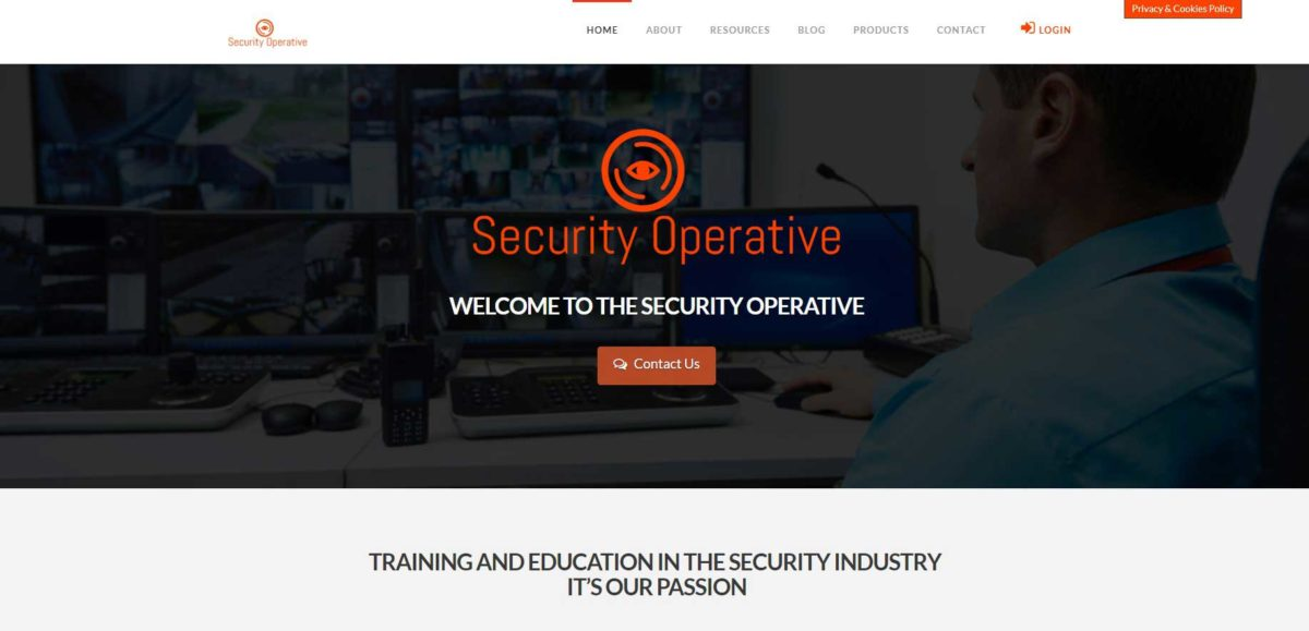 The Security Operative
